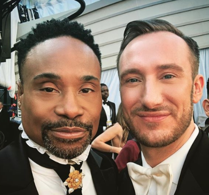 Billy Porter And Adam Smith.