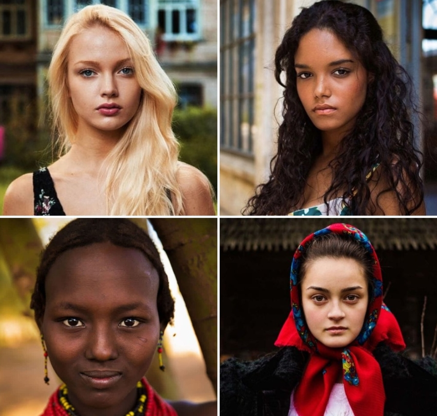 Photos Of Women From Countries All Over The World That Will Challenge The Way You See Beauty