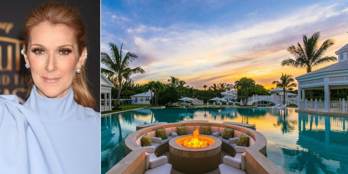 Celine Dion $38.5 Million, Florida