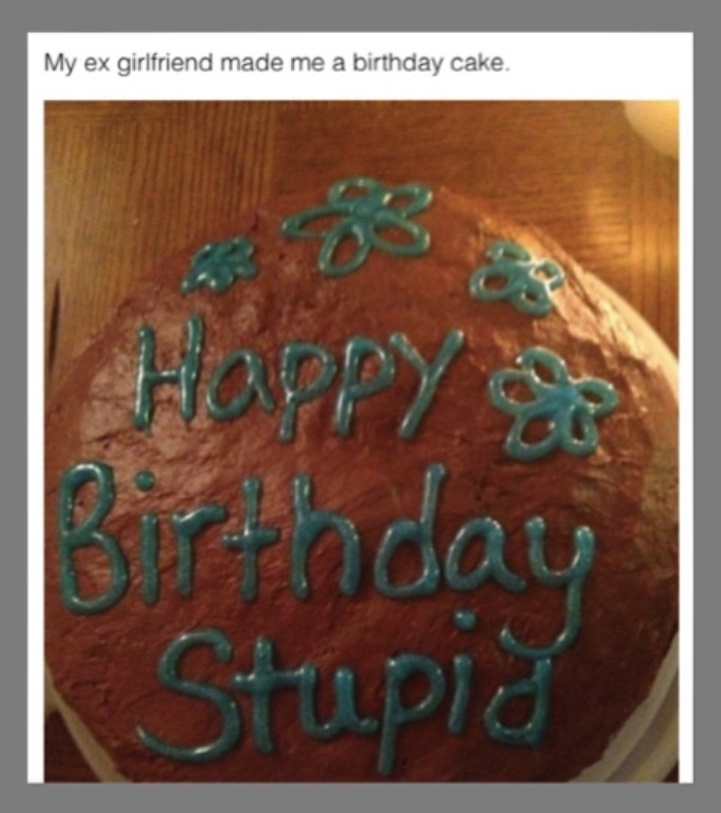 At Least There's Cake