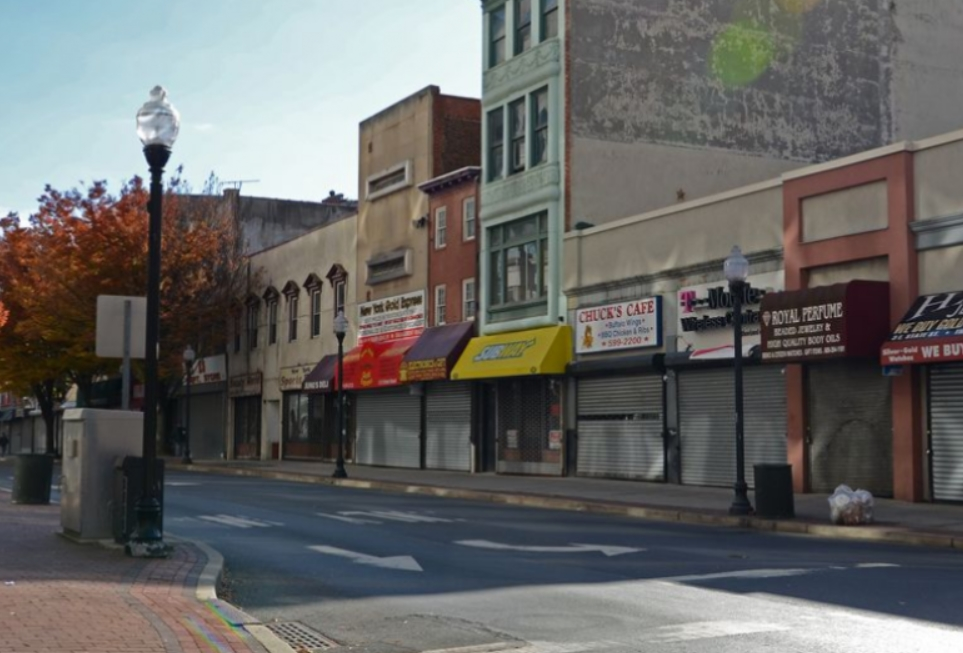 Trenton, New Jersey