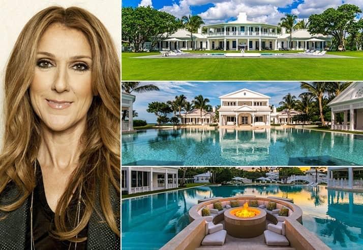 Celine Dion# $65 Million, Florida