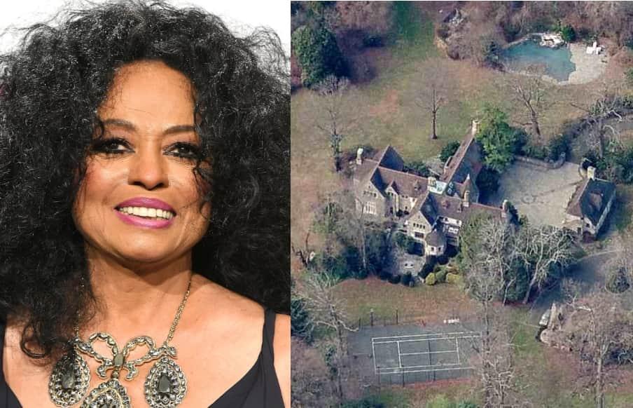 Diana Ross $39.5 Million, Connecticut