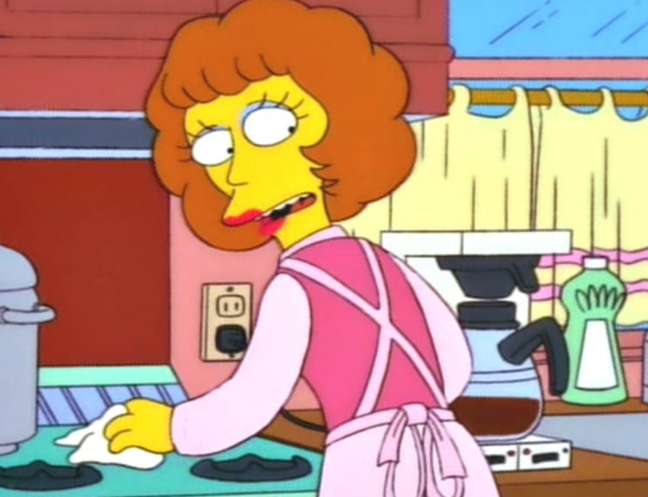 Maggie Roswell (Maude Flanders – The Simpsons)