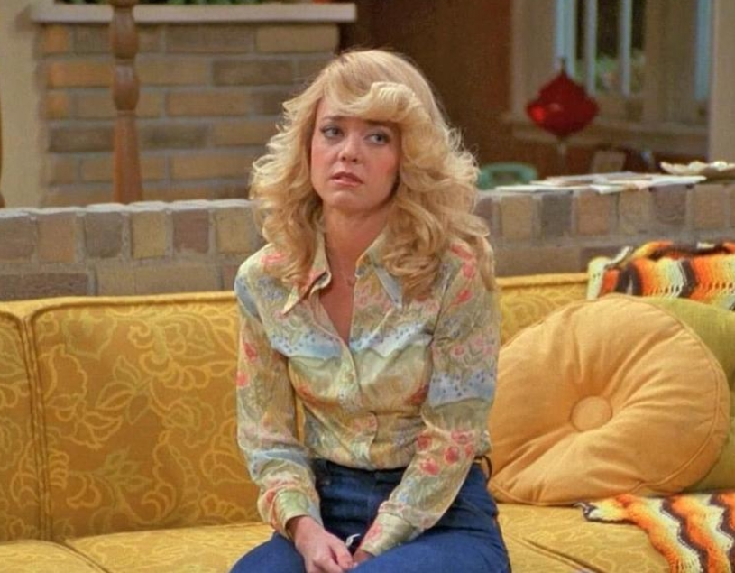 Lisa Robin Kelly (Laurie Forman – That '70s Show)