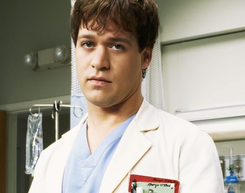 T.R. Knight (Dr. George O'Malley – Grey's Anatomy)
