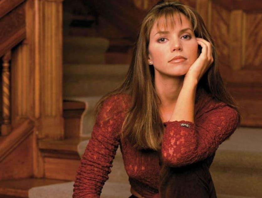 Charisma Carpenter (Cordelia Chase – Angel)