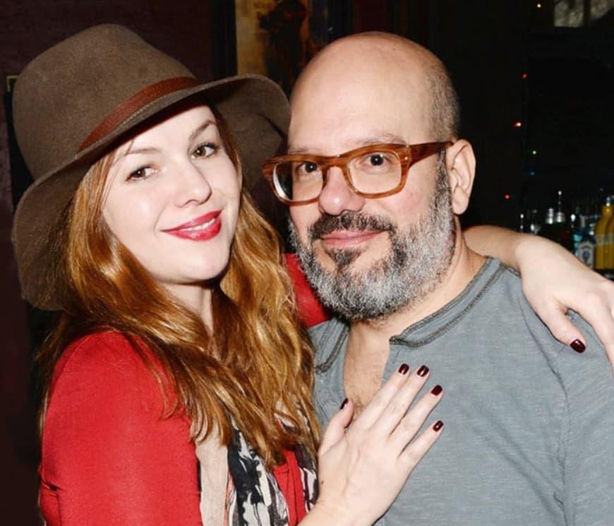 David Cross And Amber Tamblyn