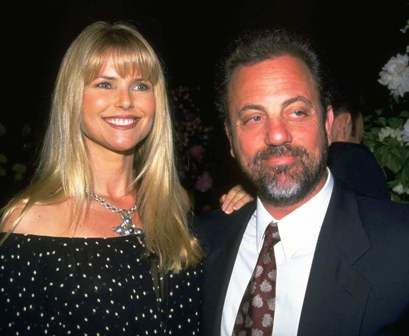 Christie Brinkley And Billy Joel