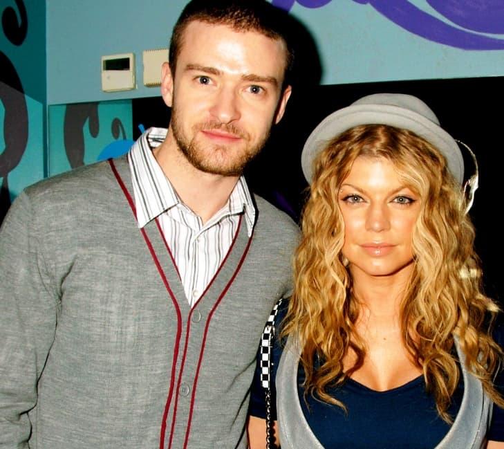Fergie And Justin Timberlake