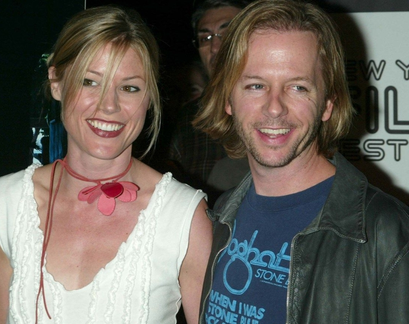 Julie Bowen And David Spade