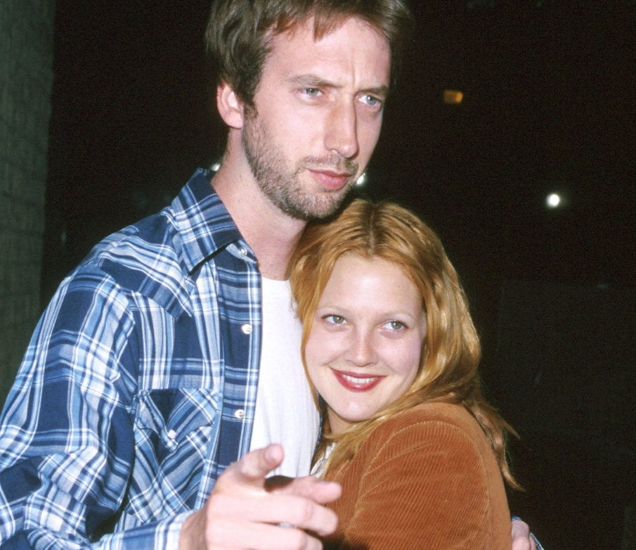 Tom Green And Drew Barrymore