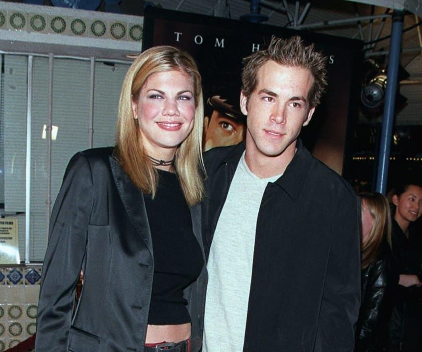 Ryan Reynolds And Kristen Johnston