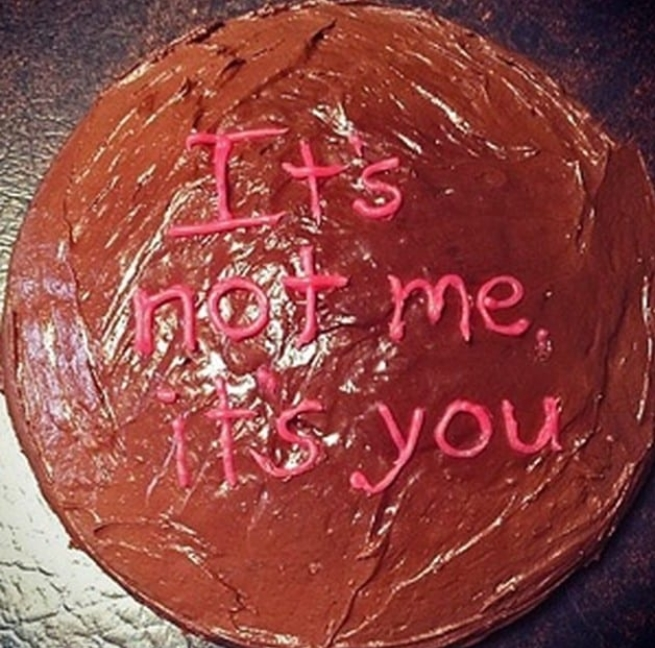Comforting Cake