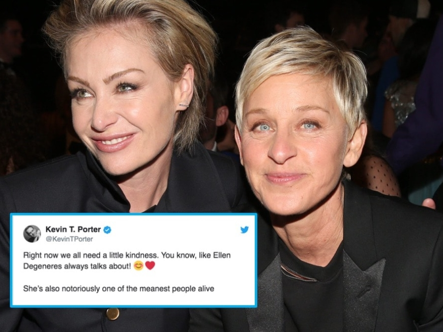 Thread On Twitter Goes Viral After Ellen Degeneres' Former Employees And Fans Call Her 'Mean'