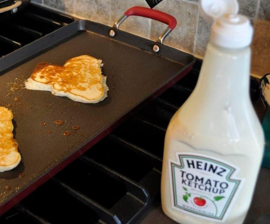 Pancake Mix In A Bottle