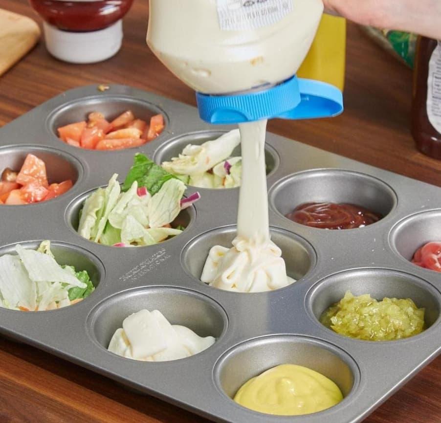Muffin Tin Tray
