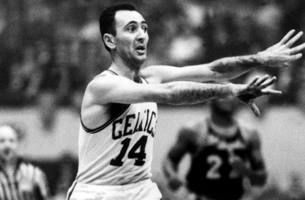 Bob Cousy Holy Cross (1947 1950)