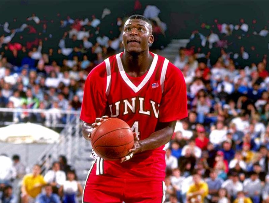 Larry Johnson UNLV (1990 1991)