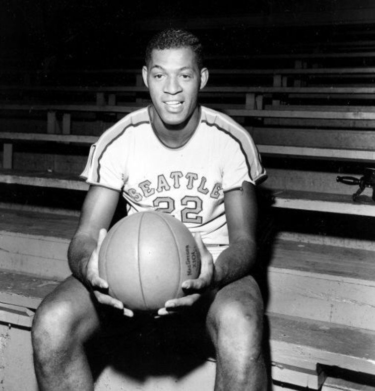 Elgin Baylor Idaho And Seattle (1956 1958)