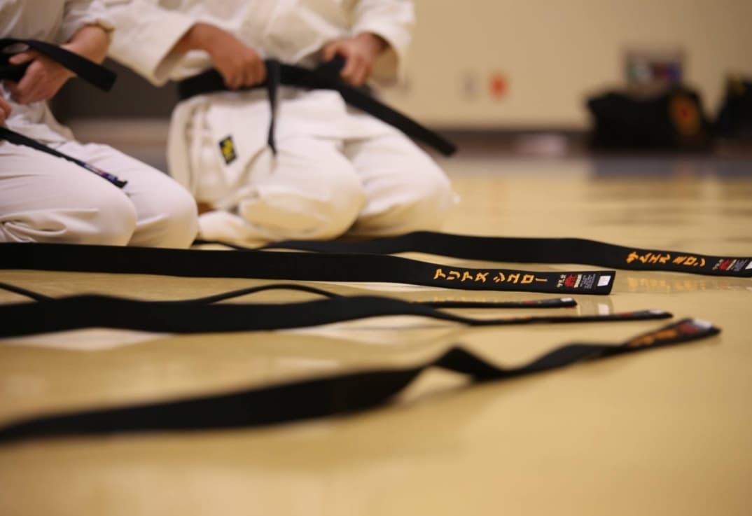 14. Black Belt
