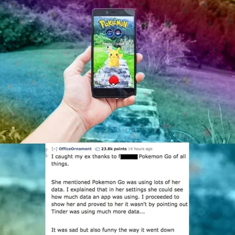 Thanks, Pikachu
