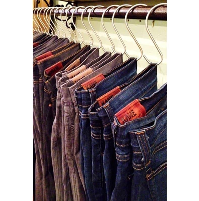 S Hooks For Jeans