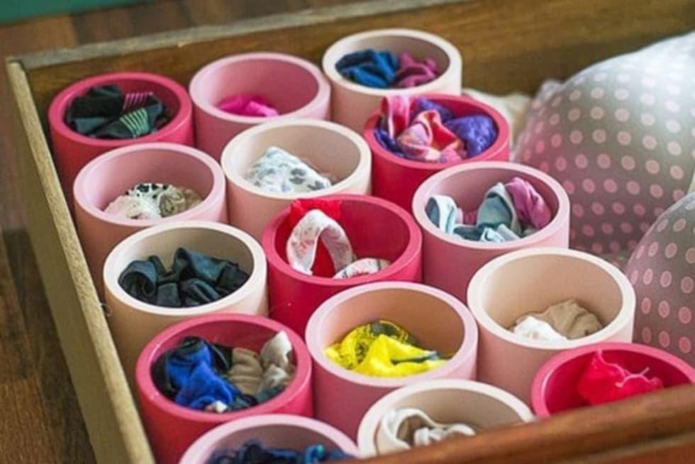 Separate Underwear