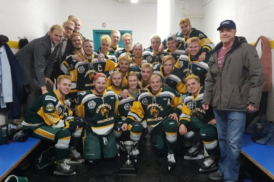 The Humboldt Broncos' Final Photo