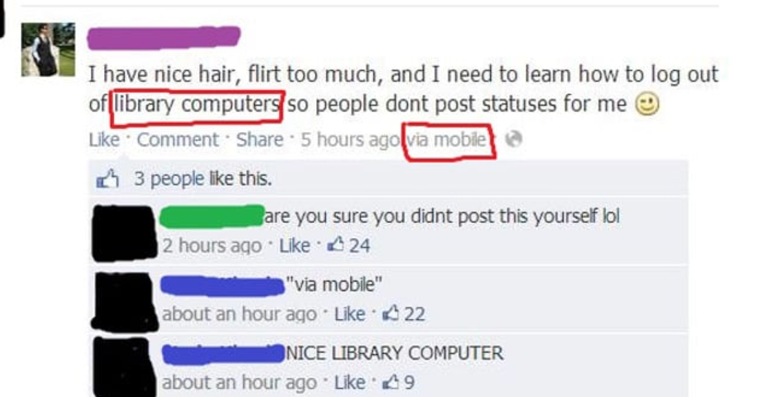 Library Computer
