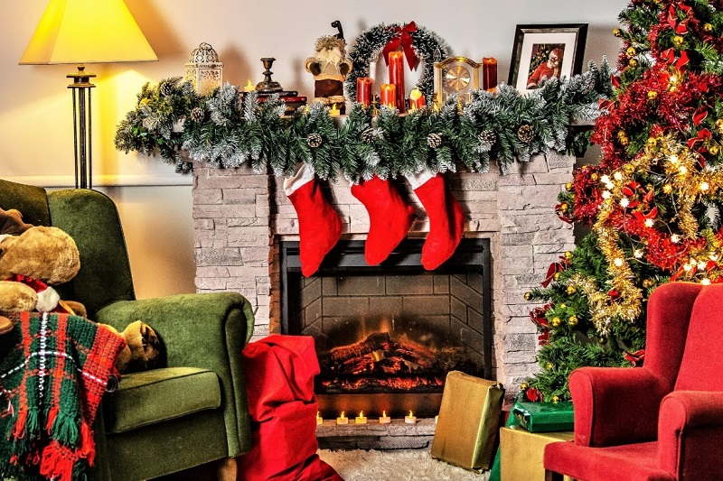 Holiday Décor Ideas To Transform Your Home Into A Christmas Wonderland