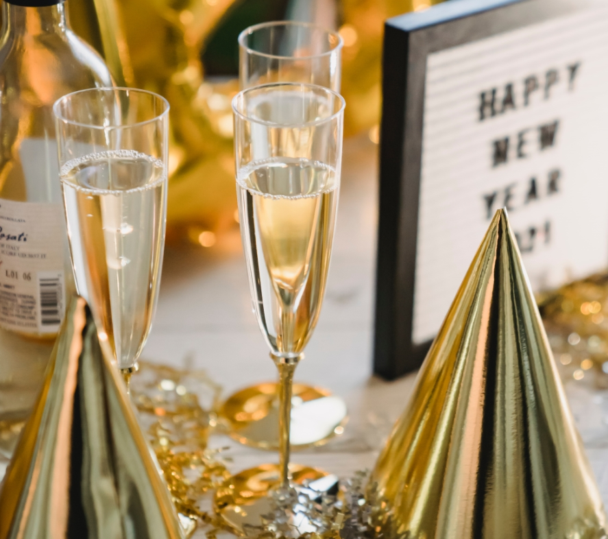 Welcome The New Year In Style With These Brilliant Décor Tips