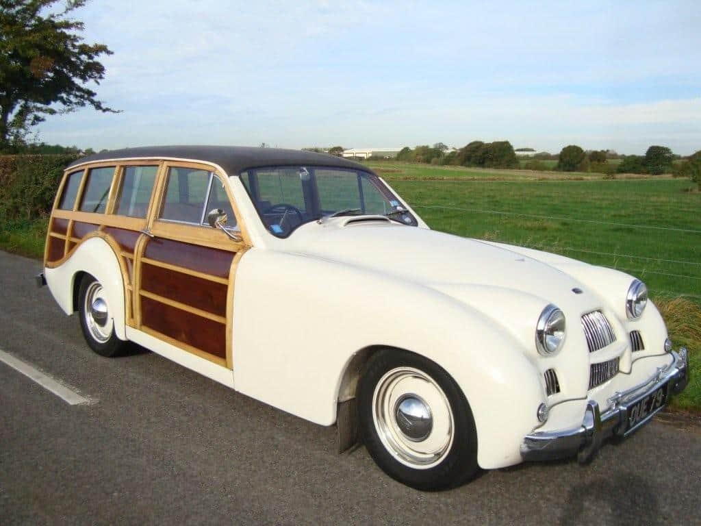 1951 Allard P2 Safari