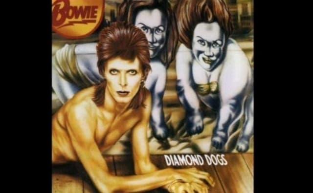 David Bowie, Diamond Dogs (1974)