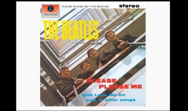 The Beatles, Please Please Me (1963)