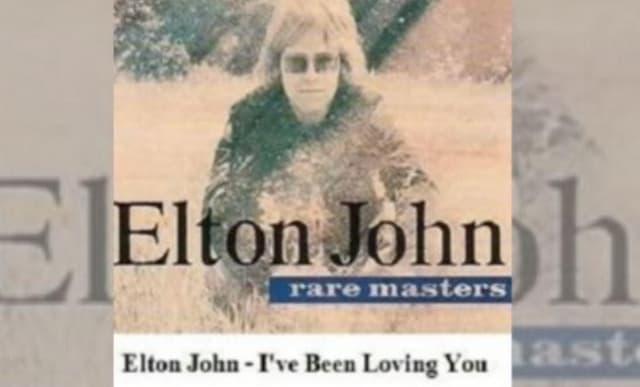 Elton John – I've Been Loving You (1968)