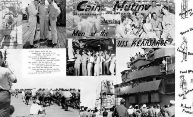 Max Steiner – The Caine Mutiny