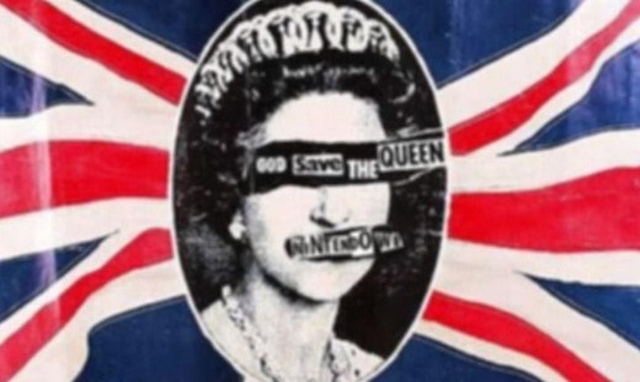 The Sex Pistols – God Save The Queen (1977)