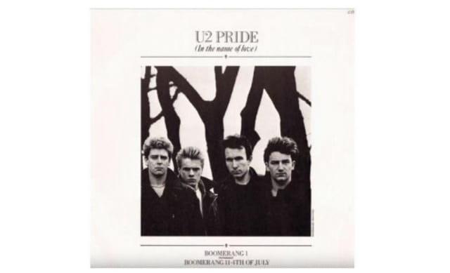U2 – Pride (In The Name Of Love) (1984)