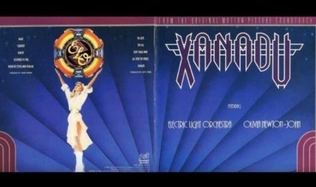 Olivia Newton John And Electric Light Orchestra (ELO), Xanadu (1980)