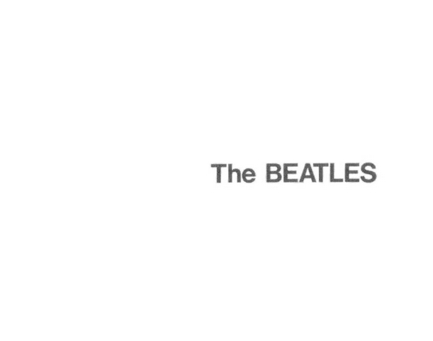 The Beatles – The Beatles (The White Album) (1968)