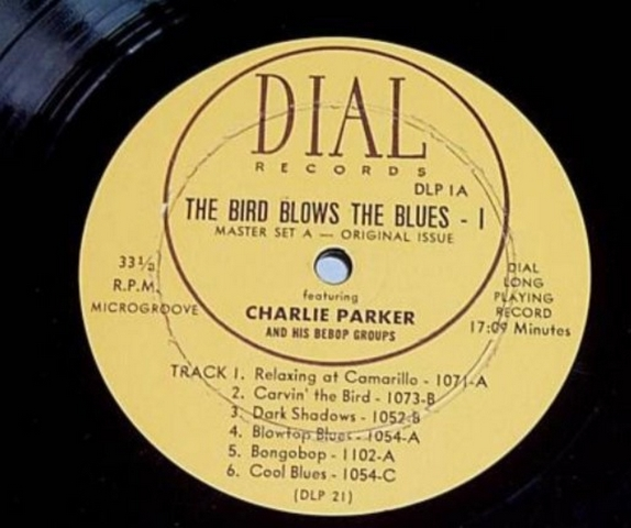 Charlie Parker – Bird Blows The Blues (1949)