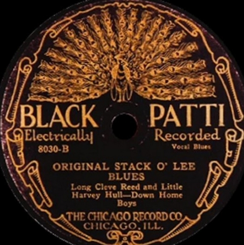 Long Cleve Reed & Little Harvey Hill, Original Stack O'Lee Blues 78 Rpm In Plain Sleeve