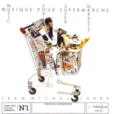 Jean Michel Jarre – Music For Supermarkets