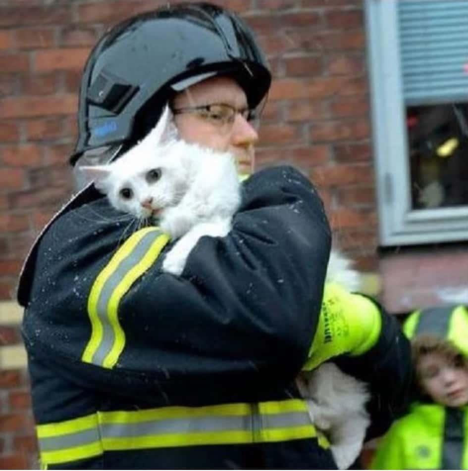 Les Pompiers Doivent Toujours Être Préparés Au Pire