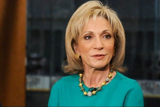 Andrea Mitchell $8 Million