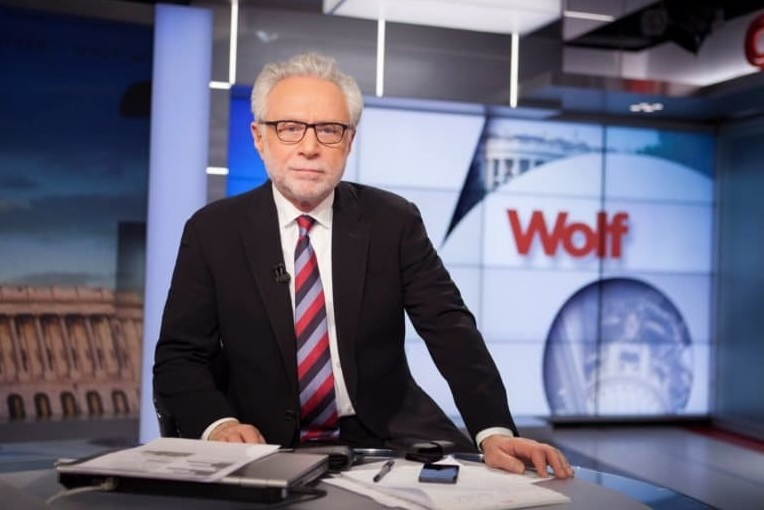 Wolf Blitzer $16 Million