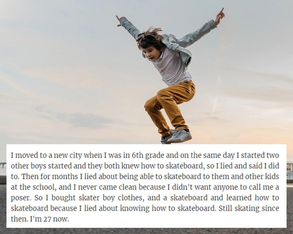 Now A Skater Boy