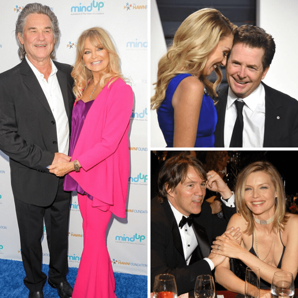 Celebrity Couples Who've Been Married for 15 Years or More
