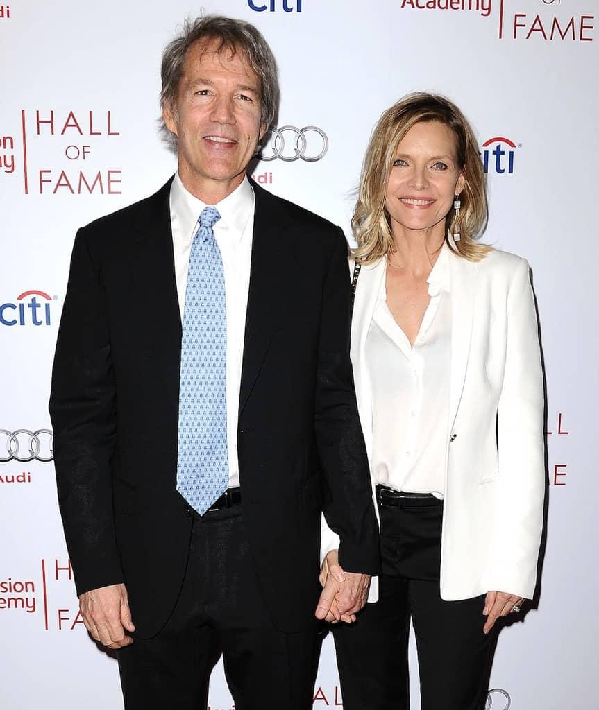 Michelle Pfeiffer & David E. Kelley 26 Years